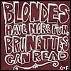 A&F - Blondes have more fun