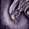 Alien Saliva