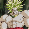 Broly muscle