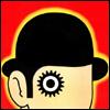 Clockword Orange Cartoon