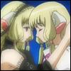 Dark Chii embraces Chii