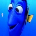 Dory loves Squishy
