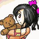 Lulu as a child