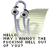 Paperclip Annoyance
