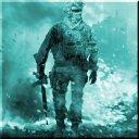 Soldier indigo
