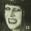 Wednesday 13`s cute smile