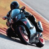 aprilia race bike