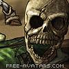 runescape skull avatar